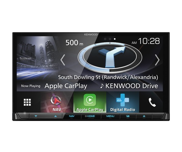 Kenwood DNX9170DABS 7inch WVGA Capacitive Touch Screen AVN