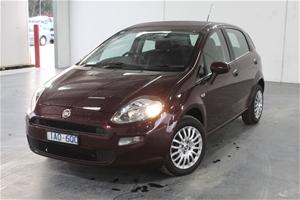 2013 Fiat Punto POP Manual Hatchback - R