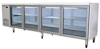 COUNTER TOP REFRIGERATION