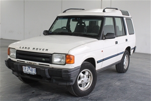 1996 Land Rover Discovery Tdi (4x4) Turb