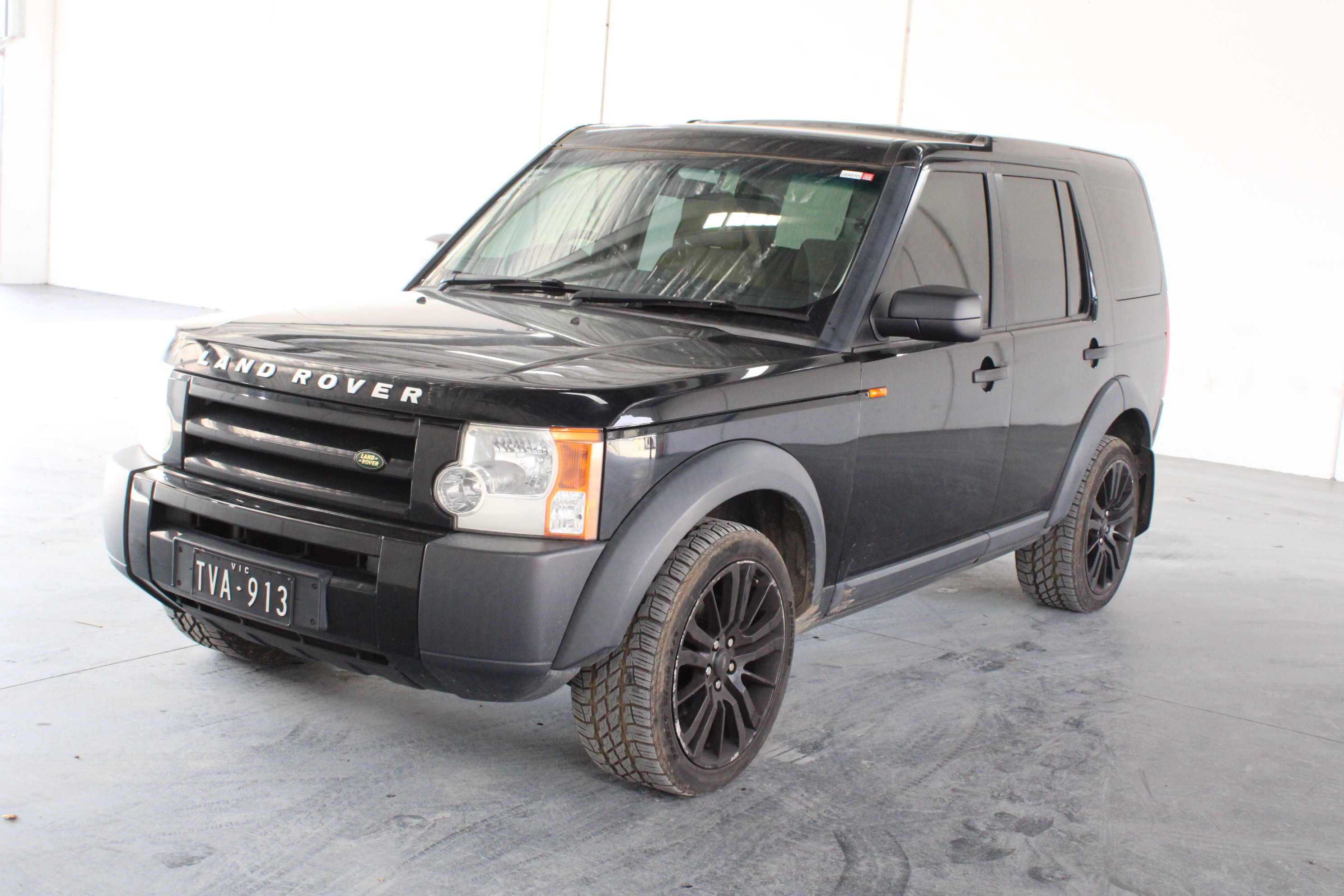 2005 Land Rover Discovery 3 S Series III Automatic Wagon
