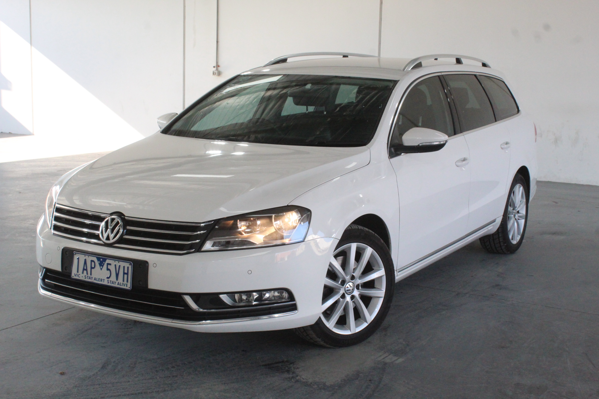 2013 Volkswagen Passat 130TDI HIGHLINE 3C Turbo Diesel Automatic Wagon