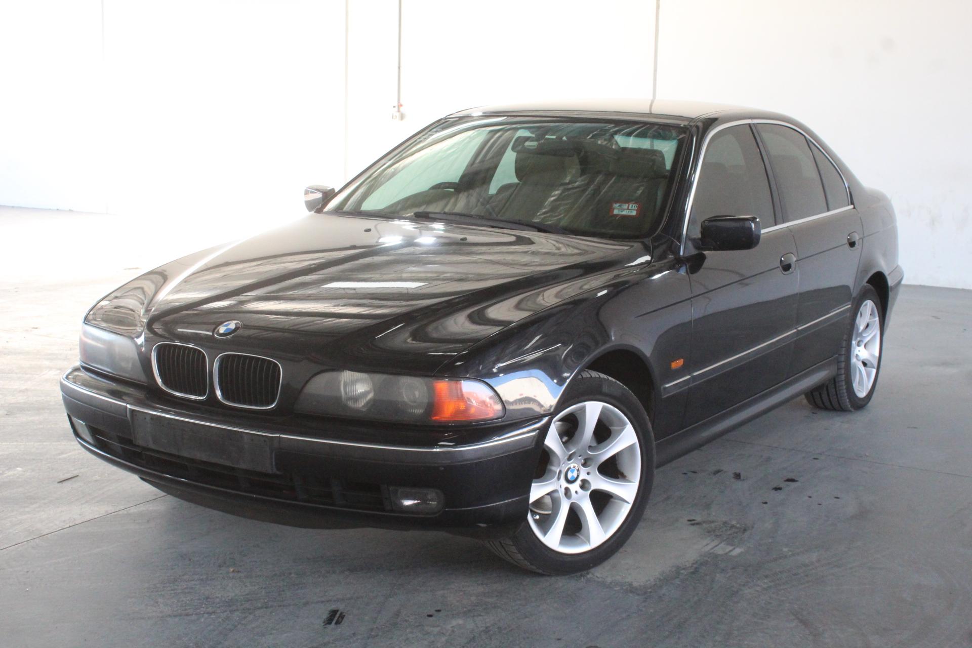 1998 BMW 5 23i E39 Automatic Sedan