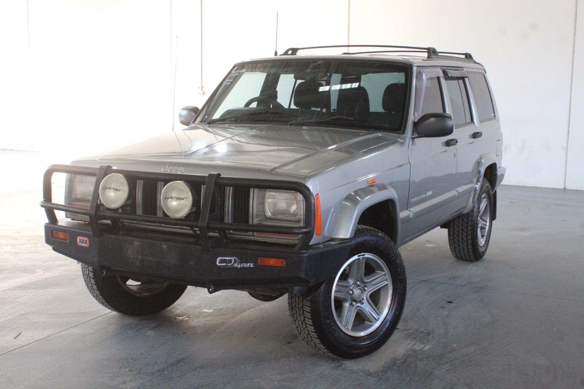 2001 Jeep Cherokee Classic (4x4) XJ Automatic Wagon