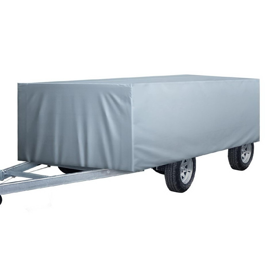 WEISSHORN 10-12 ft Camper Trailer Cover Tent 3-3.6m Jayco Swan Flamingo