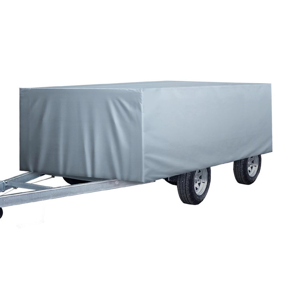 WEISSHORN 8-10 ft Camper Trailer Cover Tent 2.4-3m Jayco Swan Flamingo
