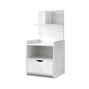 Artiss Bedside Table Cabinet Shelf Displ