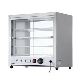 Devanti Commercial Food Warmer Pie Hot D