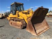 Caterpillar Excavators, Tracked Loader & Hyundai Excavator