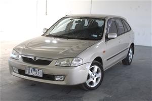 1999 Mazda 323 Astina BJ Manual Hatchbac
