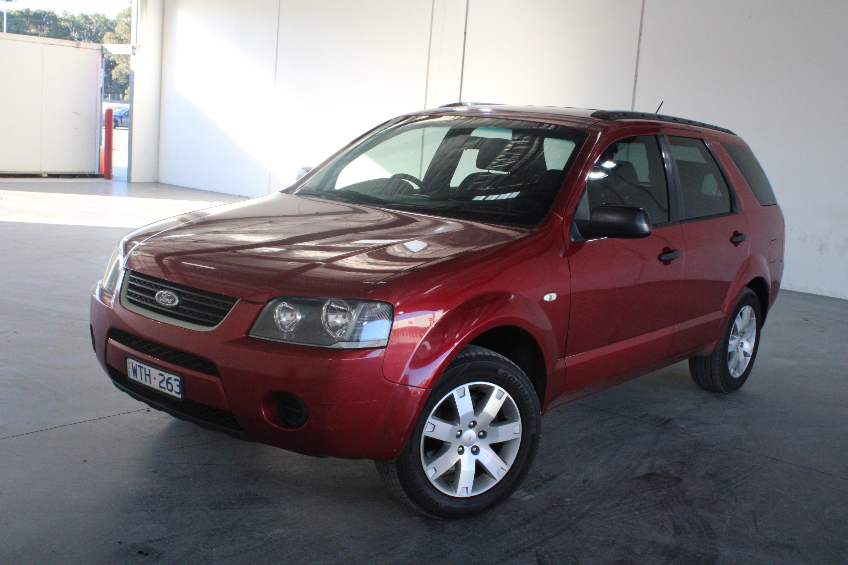 2008 Ford Territory (RWD) SR2 Automatic Wagon
