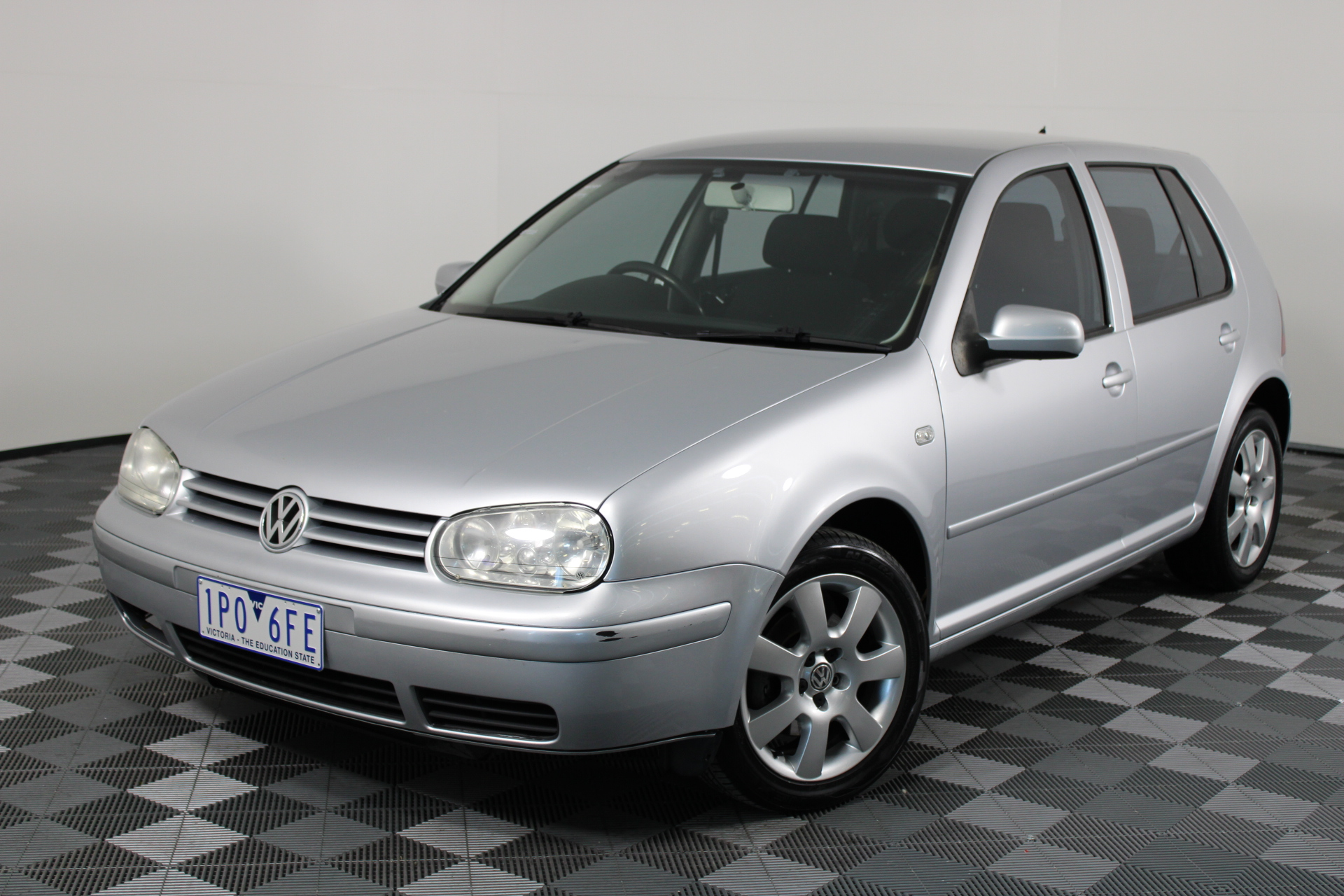 2004 Volkswagen Golf 2.0 Sport A4 Automatic Hatchback