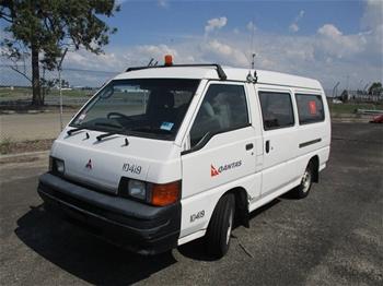 1999 Mitsubishi Express SJ FWD Manual - 5 Speed Van