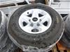 4 x Unused Dunlop Grandtrex AT1 Landcruiser 79 Series Rims and Tyres