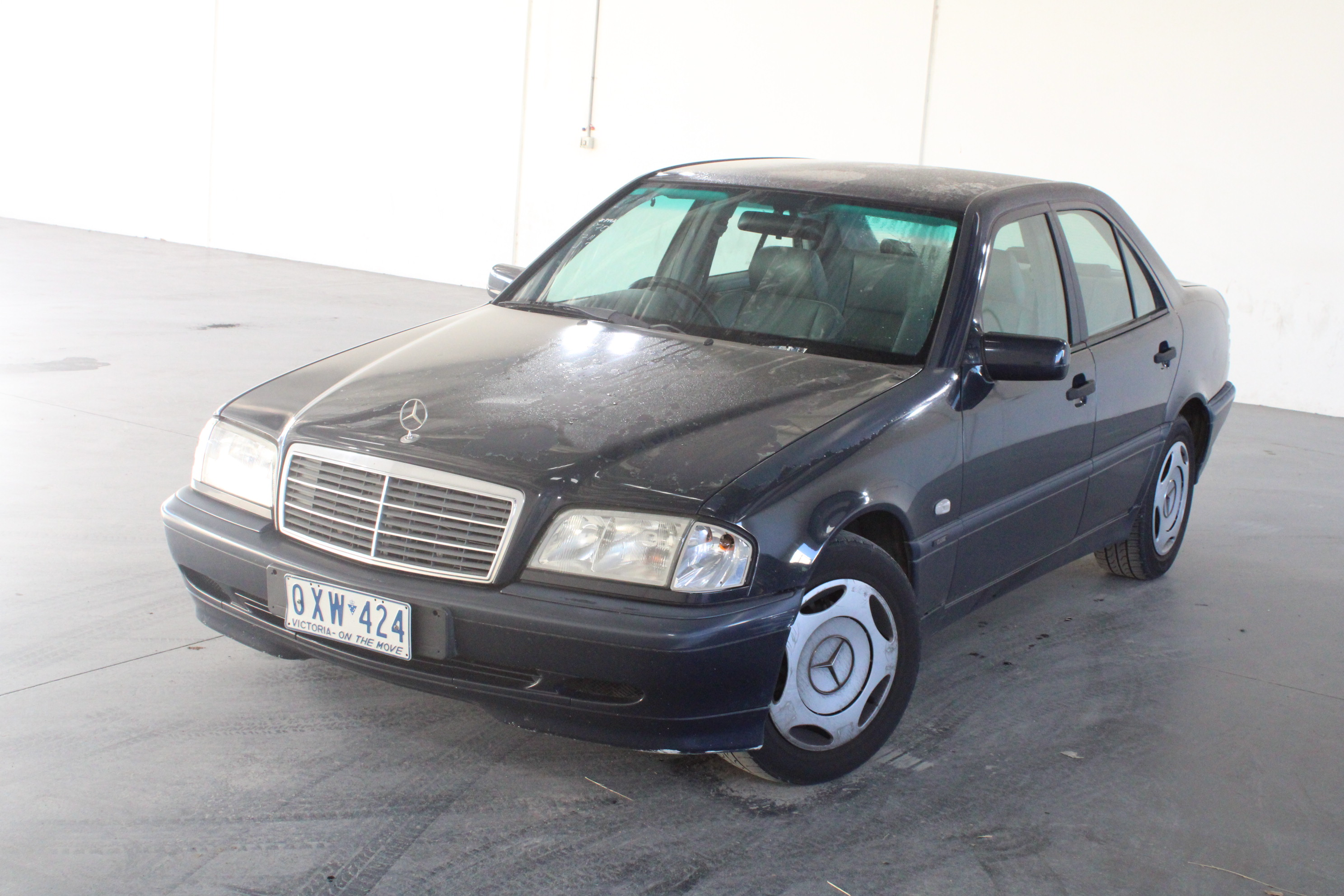1998 Mercedes Benz C240 Classic W202 Automatic Sedan