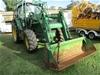 John Deere Type M6320SE 4X4 Tractor