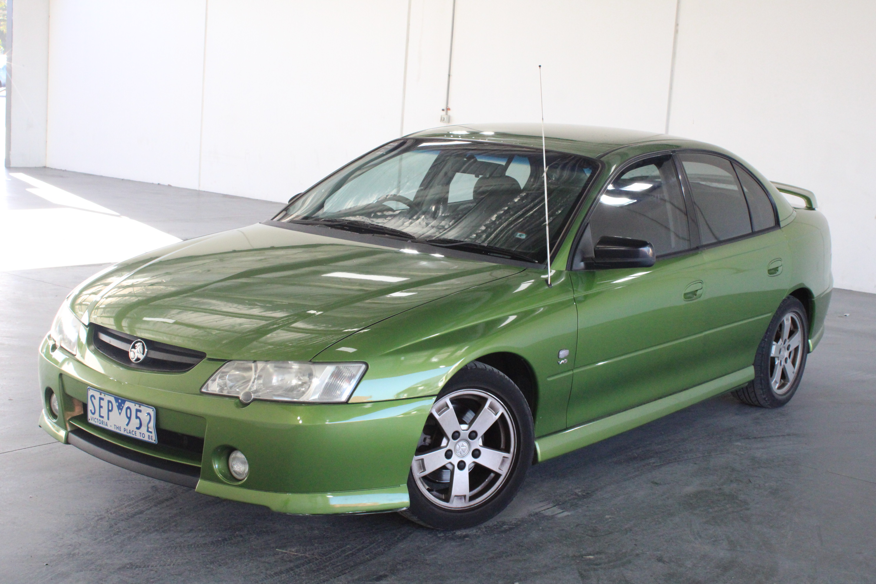 2003 Holden Commodore S VY Automatic Sedan