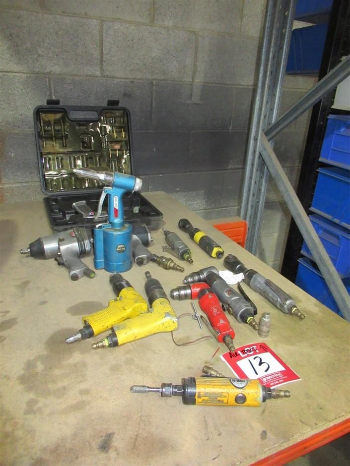 A Quantity of Air Tools