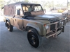 Land Rover 110 4X4 FFR  1990 - Vic and NSW Roadworthy Certificates