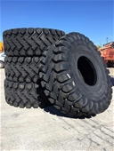 Unused Earthmoving Tyres - Various Sizes - Toowoomba