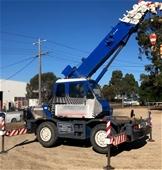 Kobelco RK70 Series 2- City Crane & Engineering Equipment