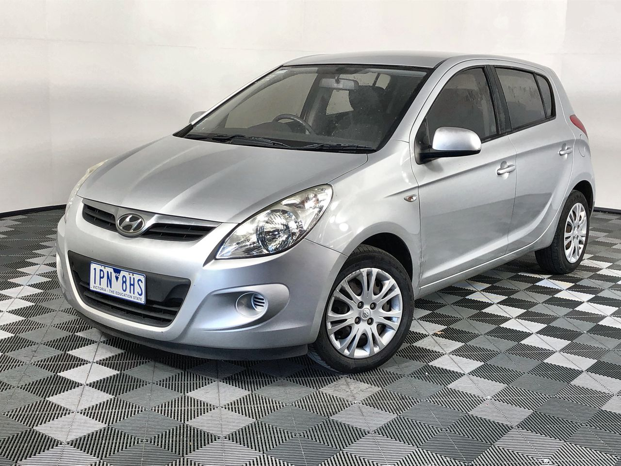 2011 Hyundai i20 Active PB Automatic Hatchback