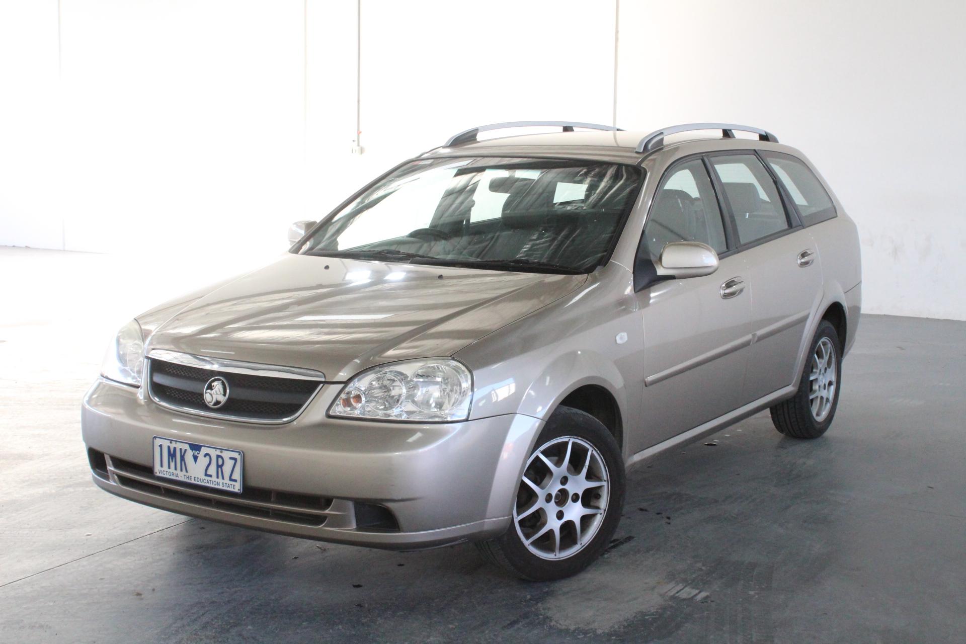 2007 Holden Viva JF Automatic Wagon