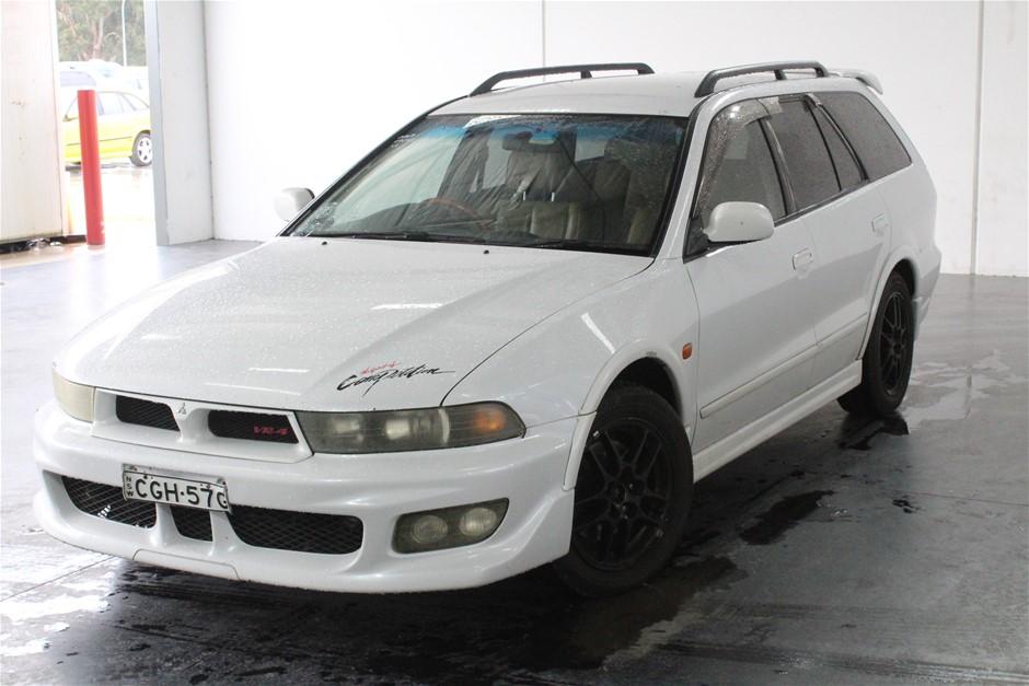1998 Mitsubishi Galant VR4 AWD Automatic Wagon