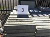 Pallet of Pavers, approx 68 pavers 395mm x 395mm  x 60mm
