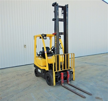 2014 Hyster H1.8FT 4 Wheel Counterbalance Forklift