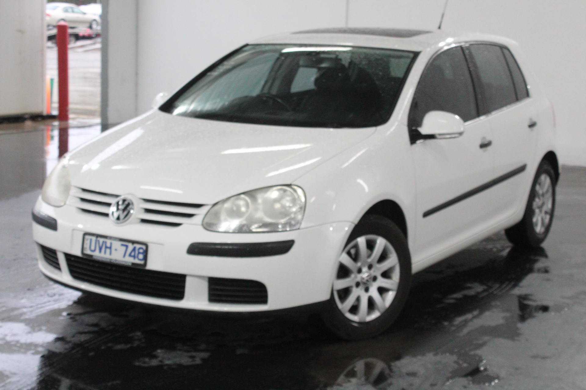 2007 Volkswagen Golf 1.9 TDI Comfortline 1k Turbo Diesel Auto Hatchback