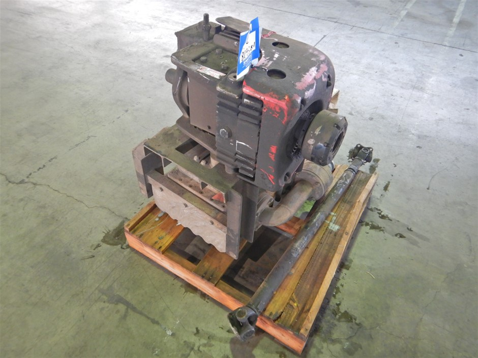 2005 XR18 Suction Pump (Pooraka, SA)