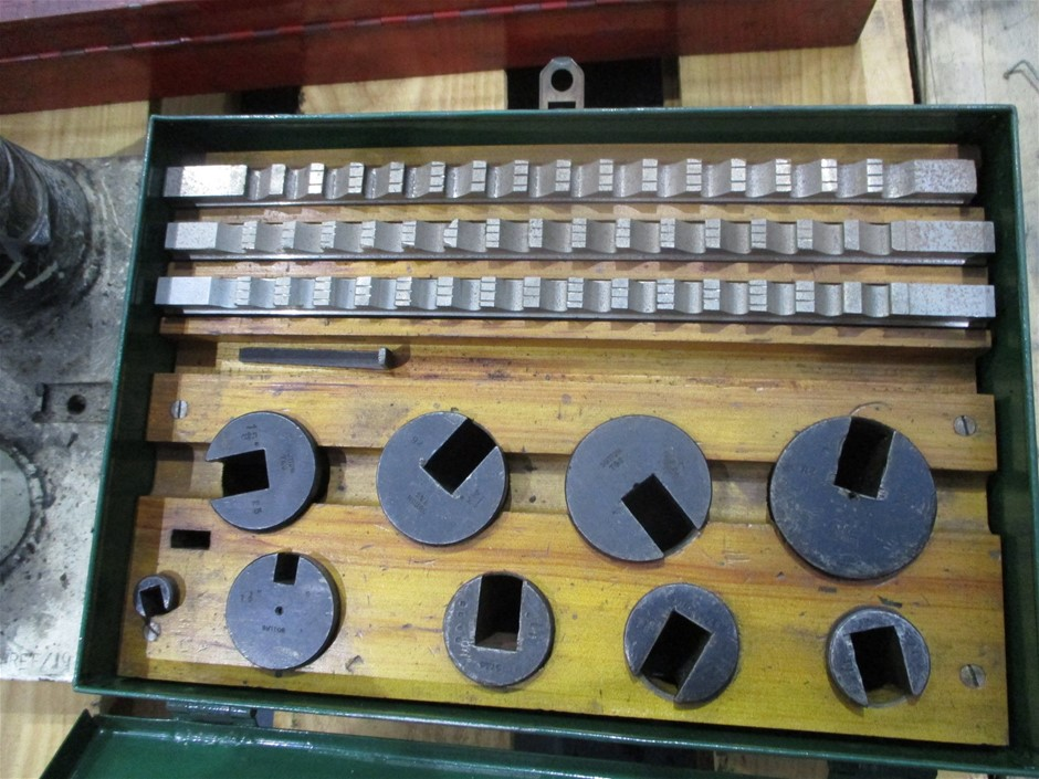Broaching Set (Sutton Tools)