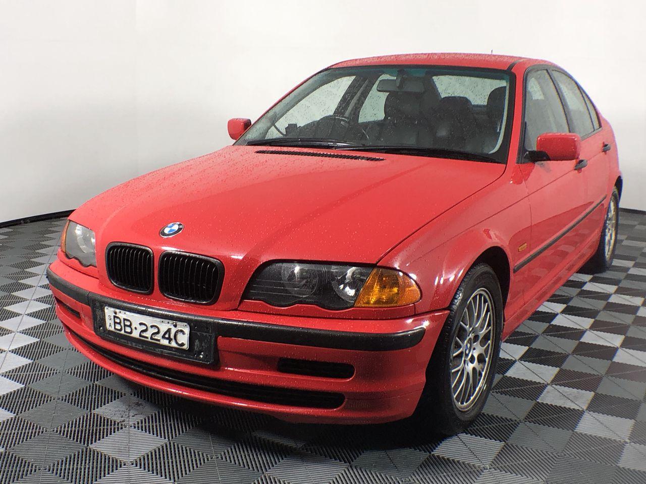2000 BMW 3 18i E46 Automatic Sedan