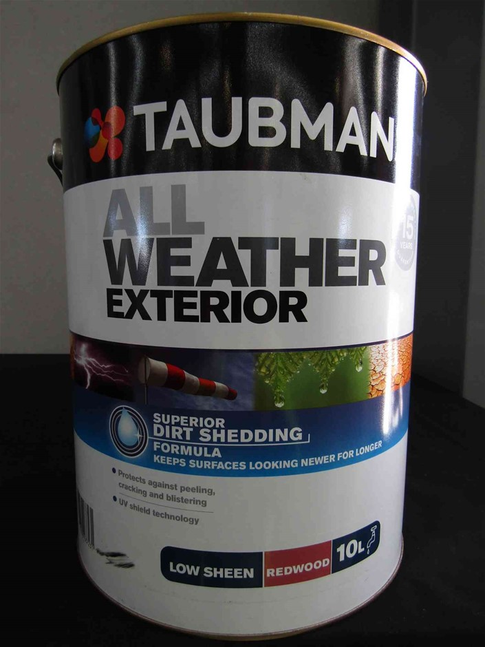 Taubmans 10L Paint - Mystery Neutral Base