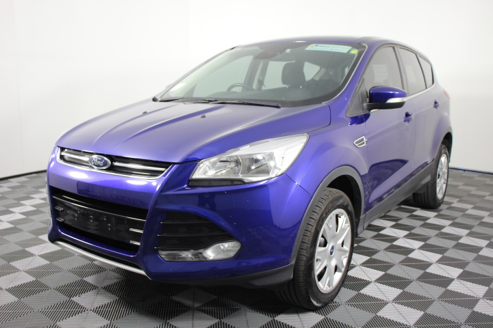 2016 Ford Kuga AMBIENTE FWD TF II Automatic Wagon