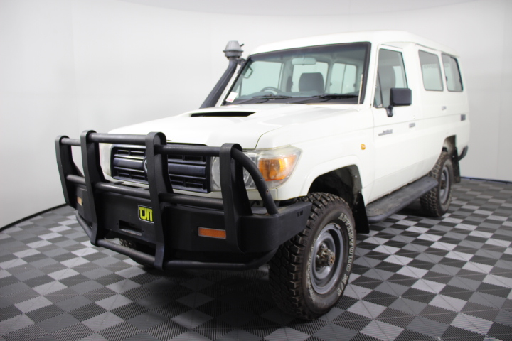 2012 Toyota Landcruiser Workmate 4x4 T/D 141510kms indicated