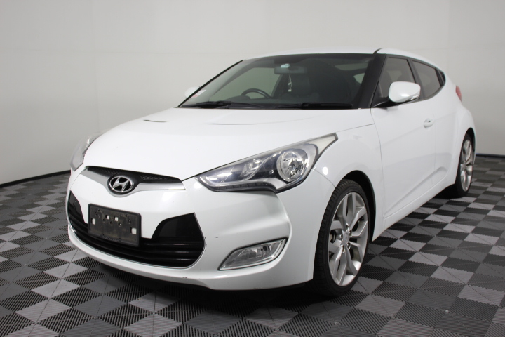 2014 Hyundai Veloster FS Manual Coupe