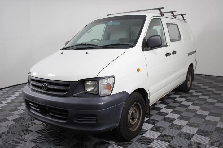 2002 (2003) Toyota Townace SBV KR42R Van