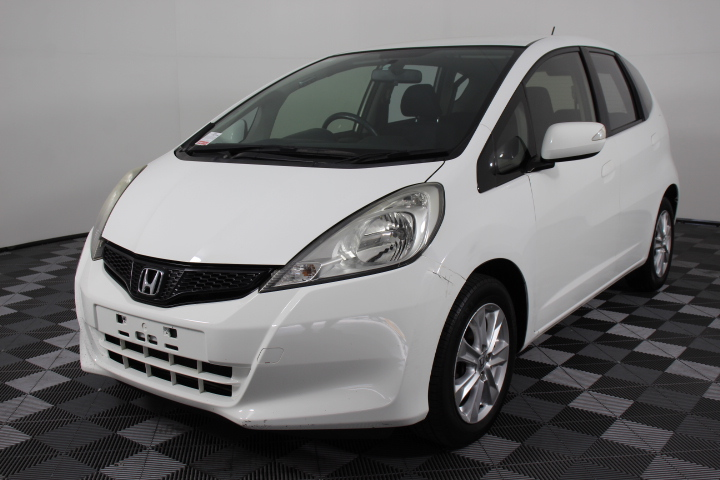 2013 Honda Jazz Vibe GE Automatic Hatchback