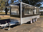 New 2019 Food Trailer Sale