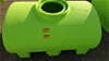 1200L Poly Chemical / Water Free Standing Cartage Tank