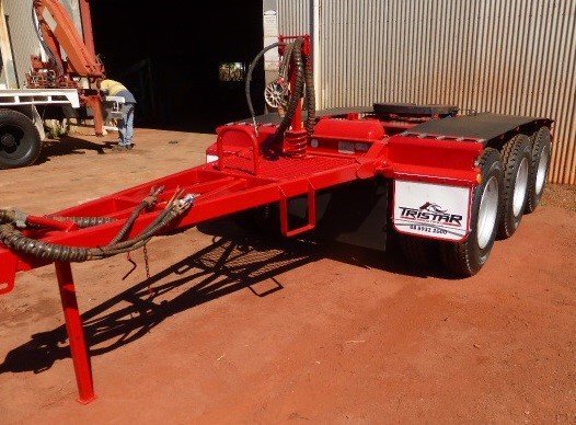 2015 Tristar Triaxle Dolly Converter