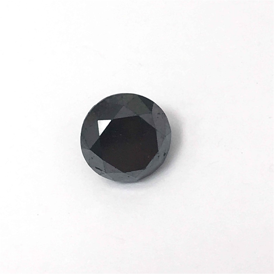 One Loose Diamond 4.44ct in Total