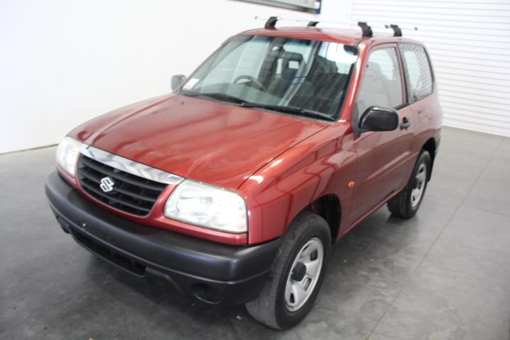 2000 Suzuki Grand Vitara (4x4) Wagon