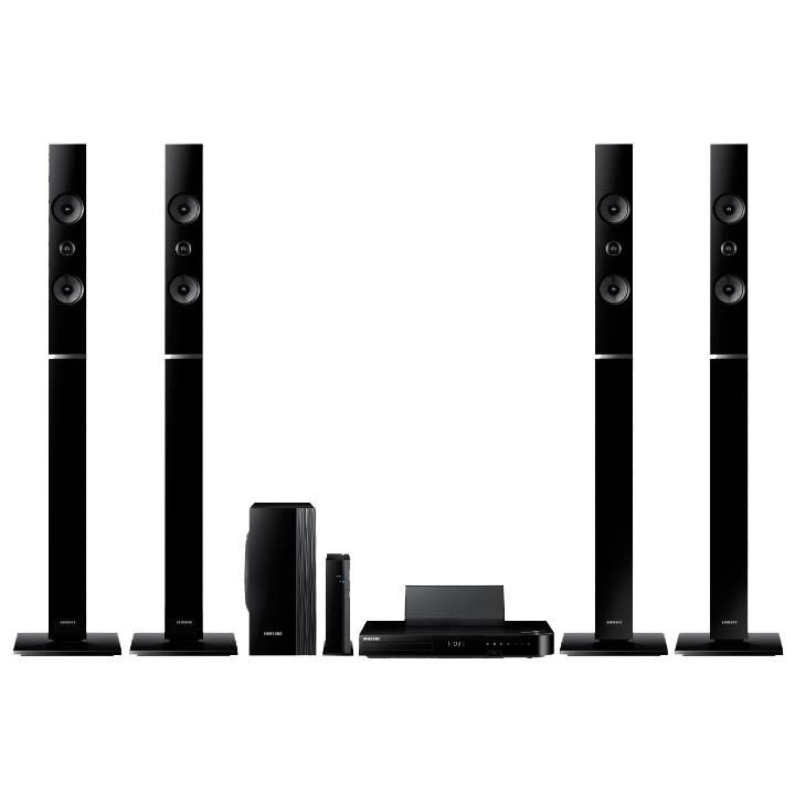 SAMSUNG Blu Ray 3D/DVD Home Entertainment System. Model HT-H6550WM. N.B. Ha
