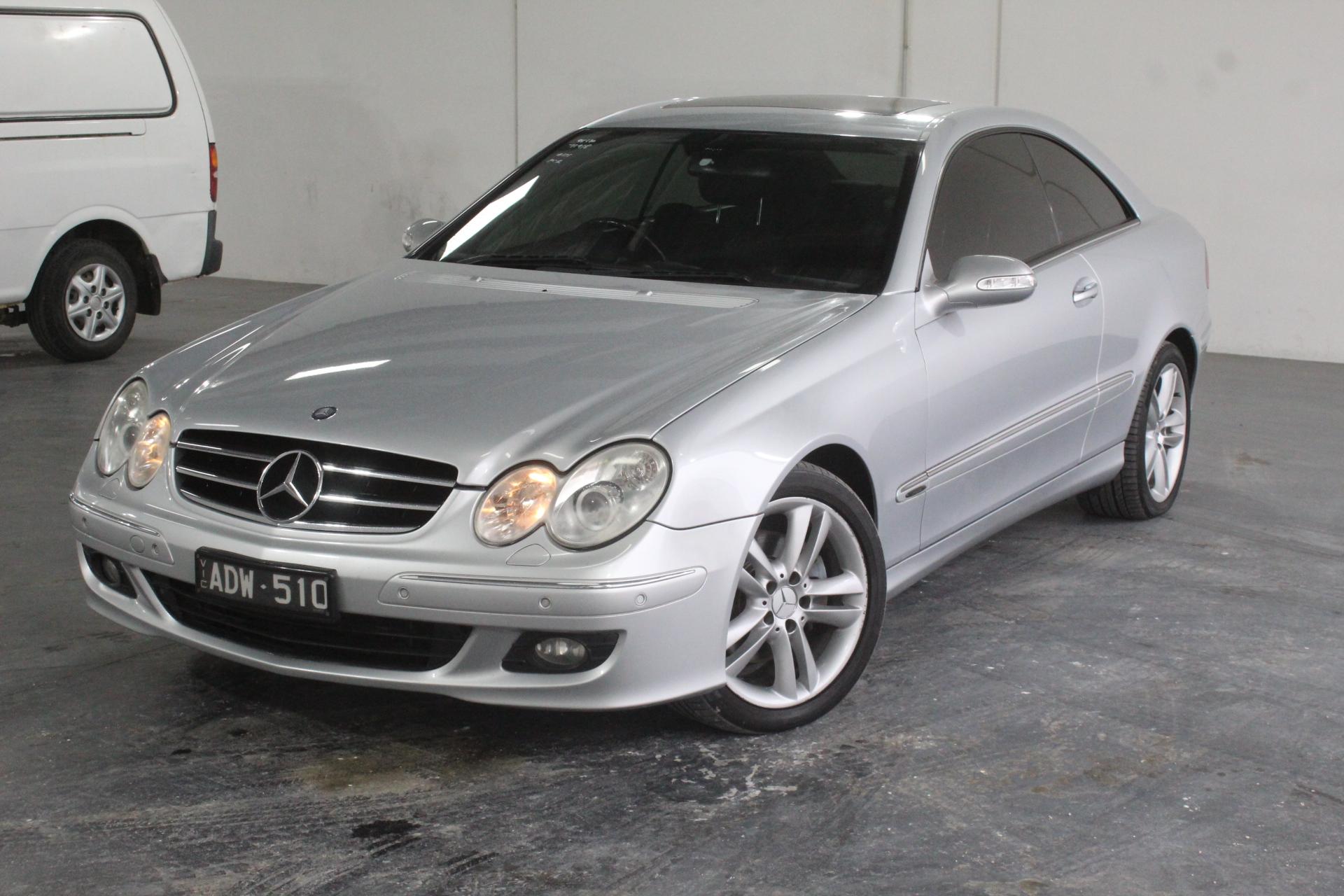 2006 Mercedes Benz CLK350 Avantgarde C209 Automatic Coupe
