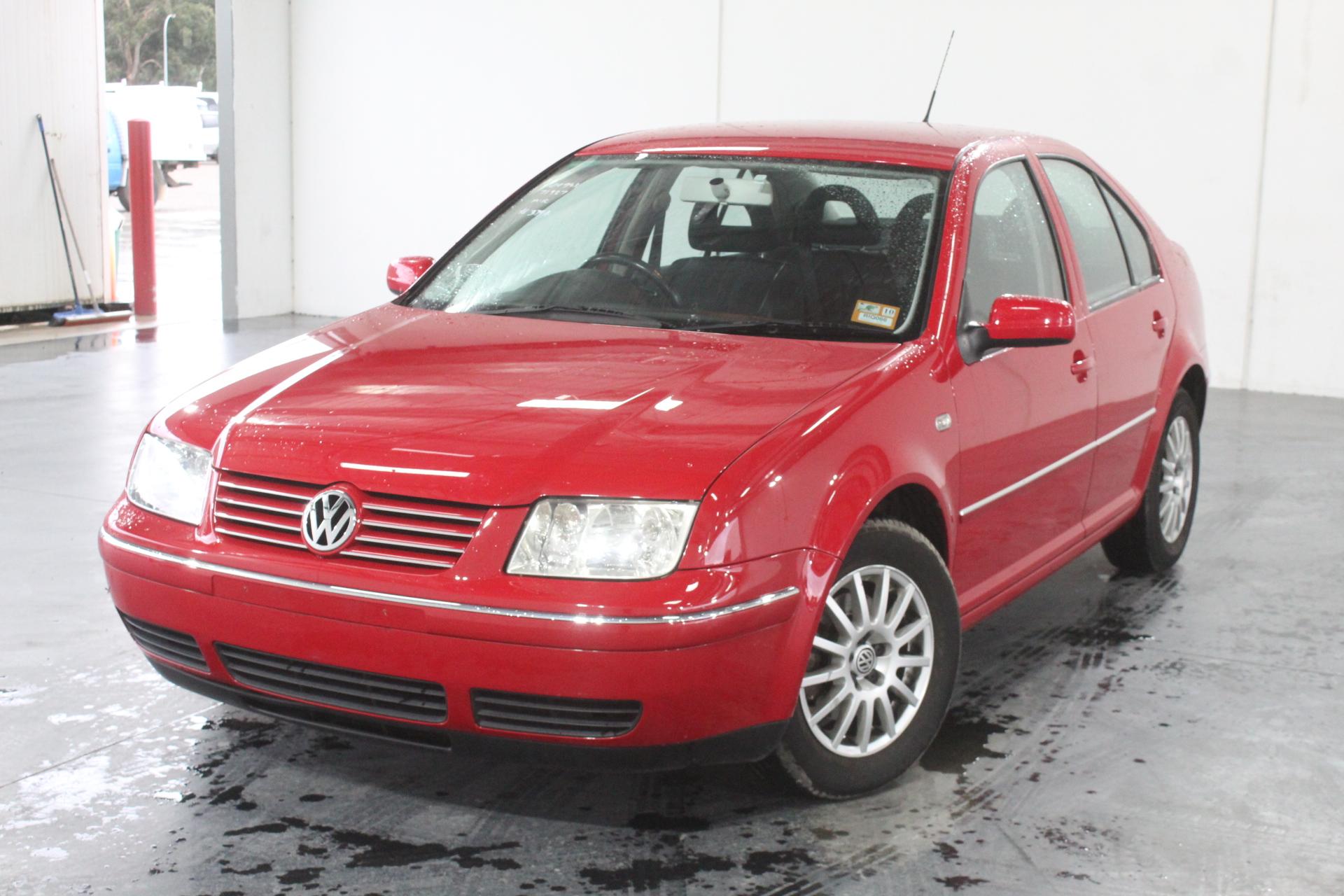 2002 Volkswagen Bora 2.0 1J Automatic Sedan