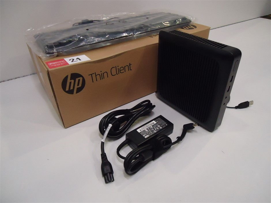 HP T520 Flexible Series Thin Client