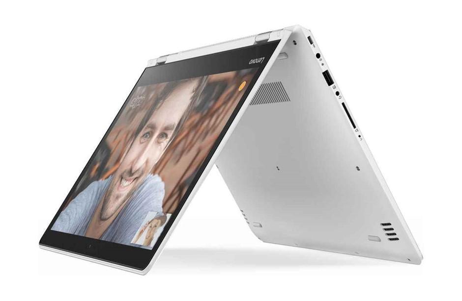 Lenovo Yoga 510-14ISK 14-inch Notebook, White/Black